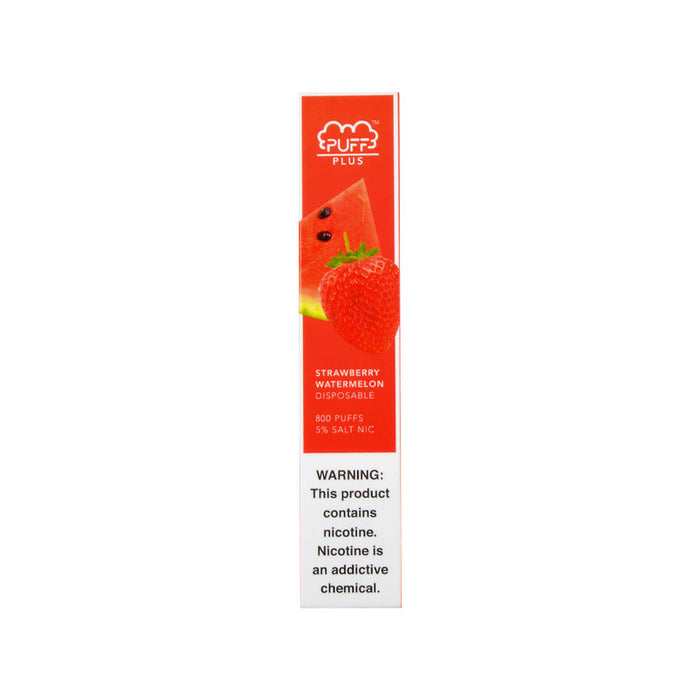 Puff Plus Disposable Device Strawberry Watermelon