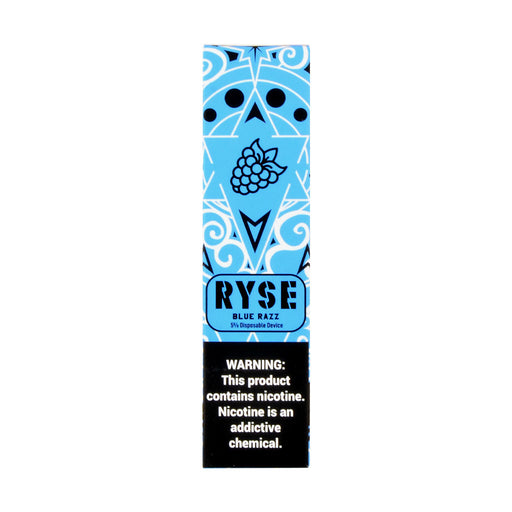 Ryse Disposable Device Blue Razz
