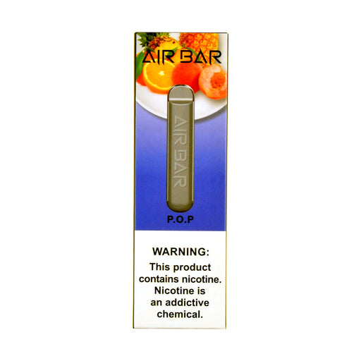 Air Bar Disposable Device P.O.P.
