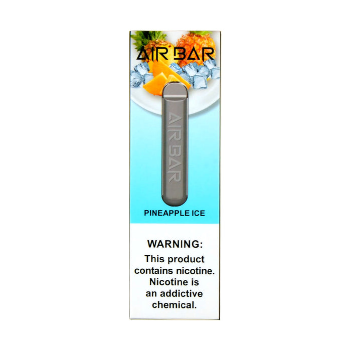 Air Bar Disposable Device Pineapple Ice