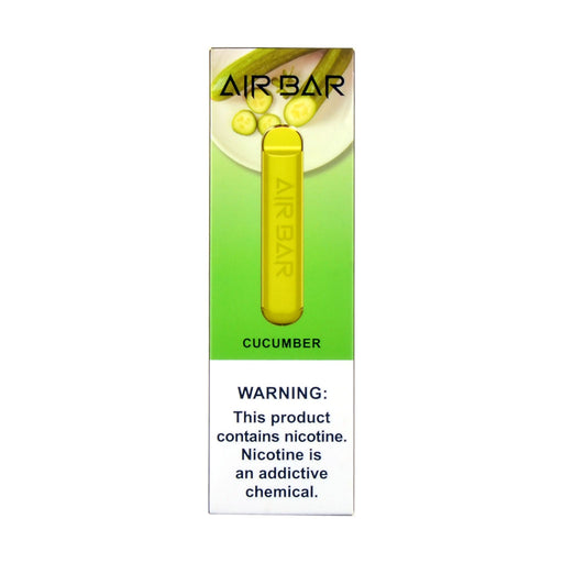 Air Bar Disposable Device Cucumber