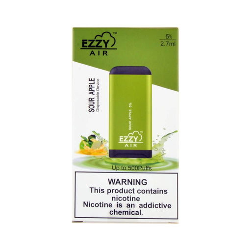 Ezzy Air Disposable Device Sour Apple
