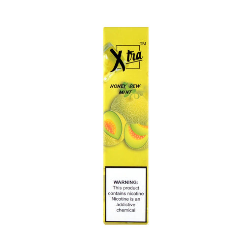 Xtra Disposable Device Honeydew Mint