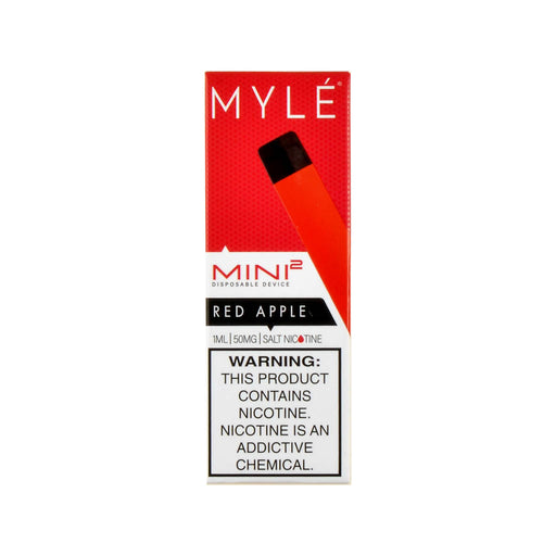 Myle Mini 2 Disposable Device Red Apple