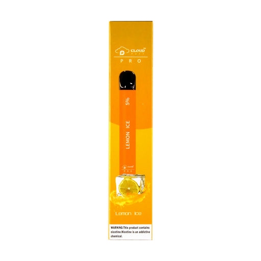 Cloud Puff Pro Disposable Device Lemon Ice