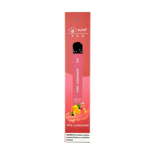 Cloud Puff Pro Disposable Device Pink Lemonade