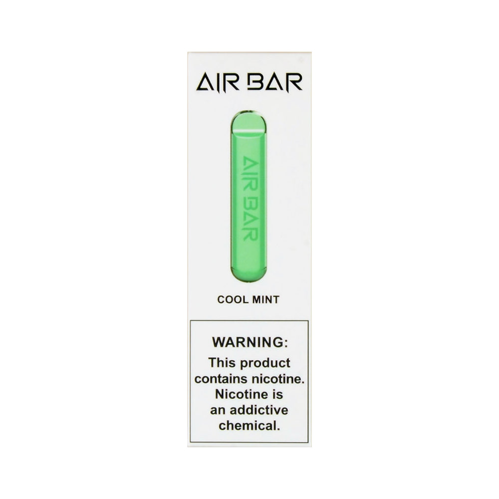Air Bar Disposable Device Cool Mint