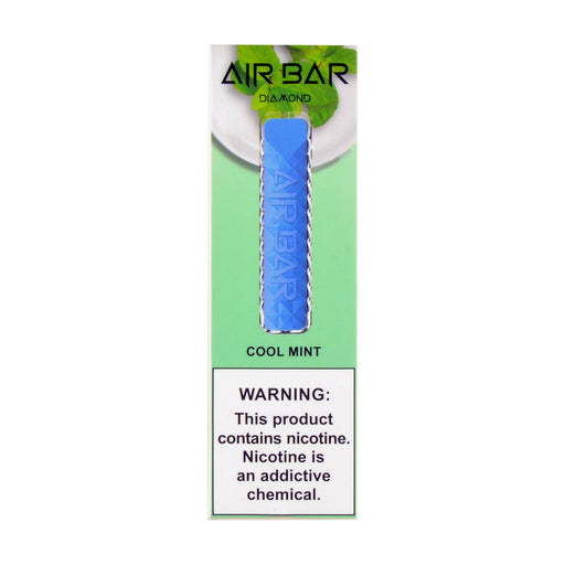 Air Bar Diamond Disposable Device Cool Mint