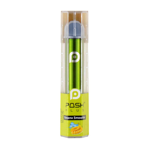 Posh Plus Disposable Pen Banana Smoothie