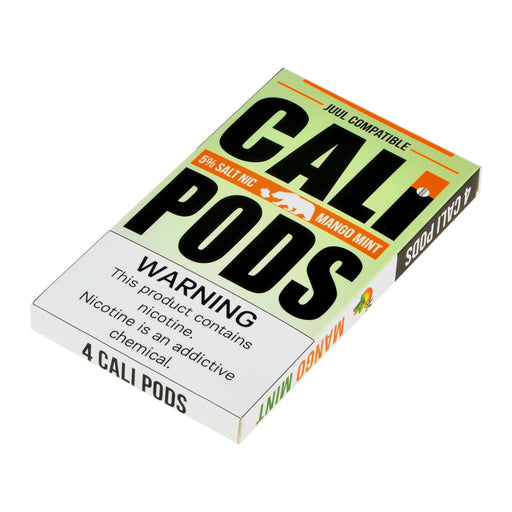 Cali Pods Mango Mint 4ct
