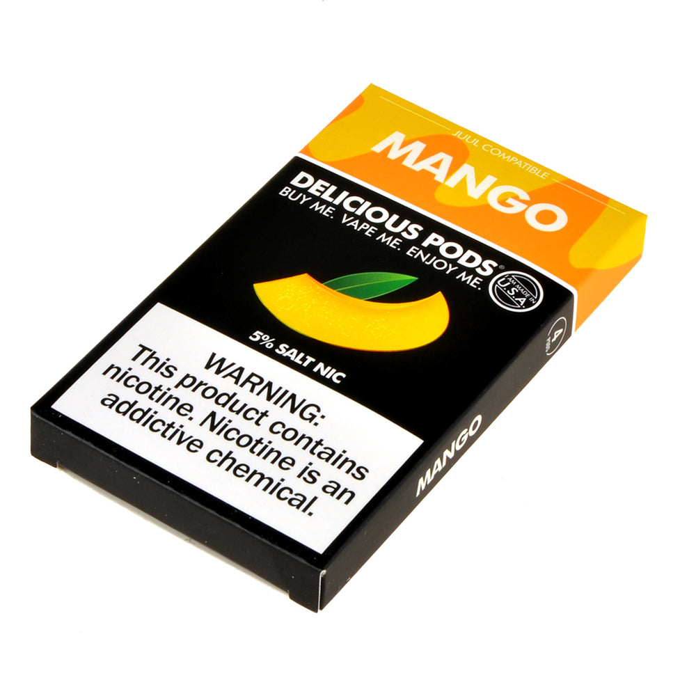 Delicious Pods Mango 4ct