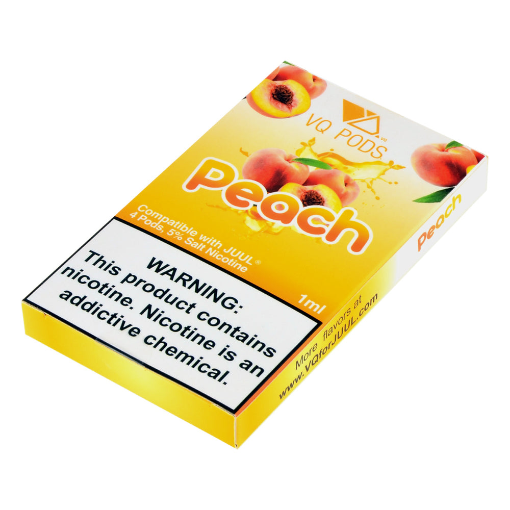 VQ PODS Peach 4ct