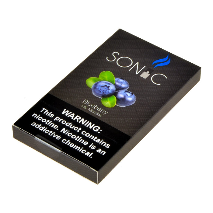 Sonic Pods Blueberry 4ct