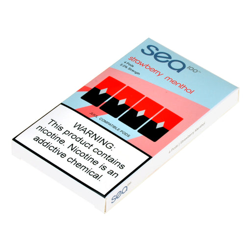 Sea Pods Strawberry Menthol 4ct