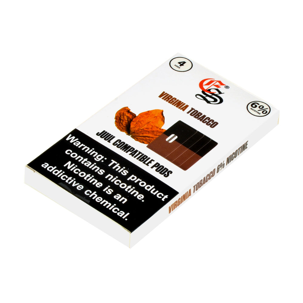 Eonsmoke Pods Virginia Tobacco 4ct