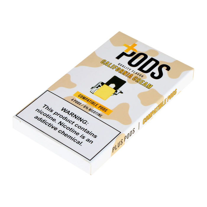 Plus Pods California Cream 4ct