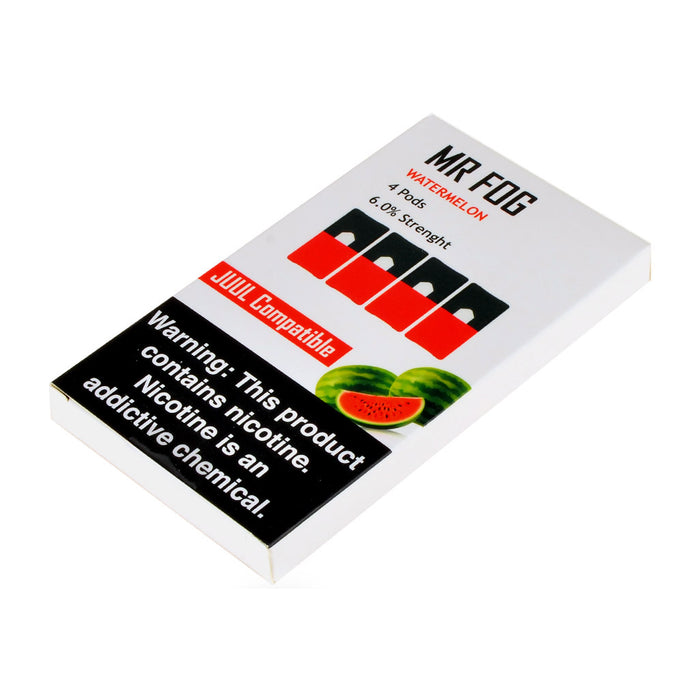 Mr Fog Pods Watermelon 4ct