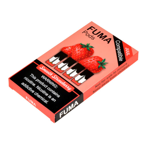 Fuma Pods Smooth Strawberry 4ct