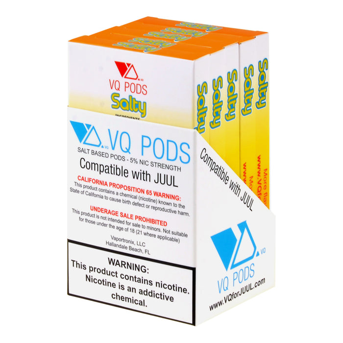 VQ PODS Salty 4ct