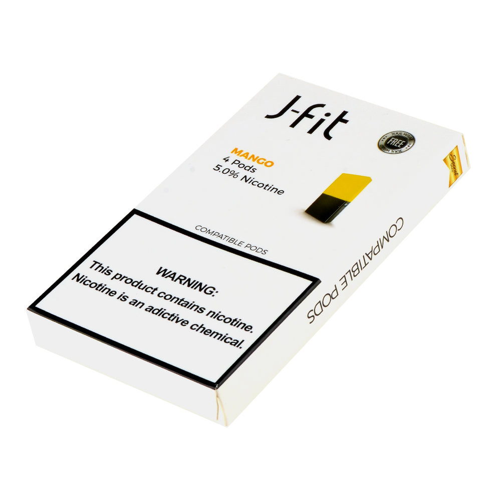 J-Fit Pods Mango 4ct