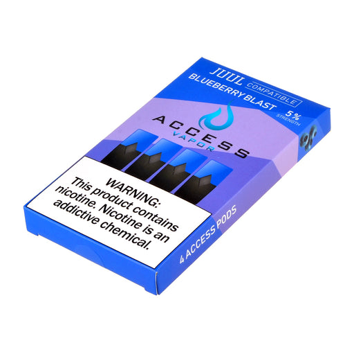 Access Vapor Pods Blueberry Blast 4ct