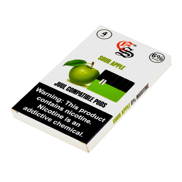 Eonsmoke Pods Sour Apple 4ct