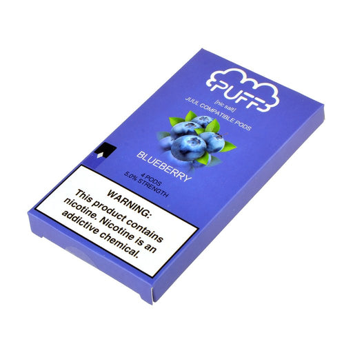 Puff Pods Blueberry 4ct
