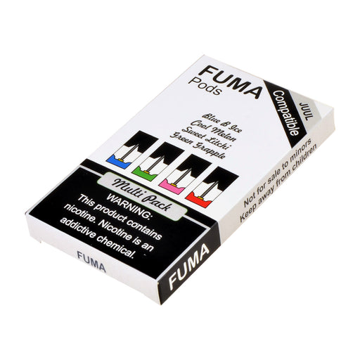 Fuma Pods Multi Pack 4ct