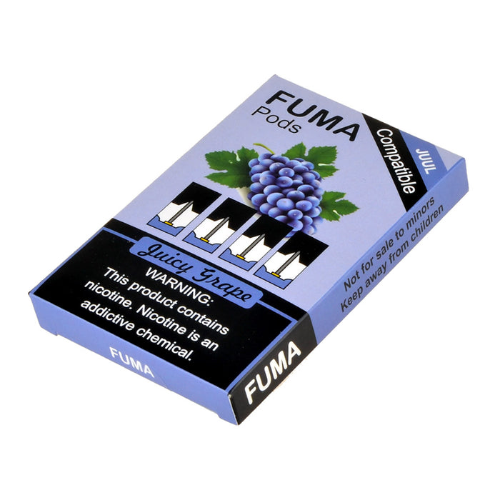 Fuma Pods Juicy Grape 4ct
