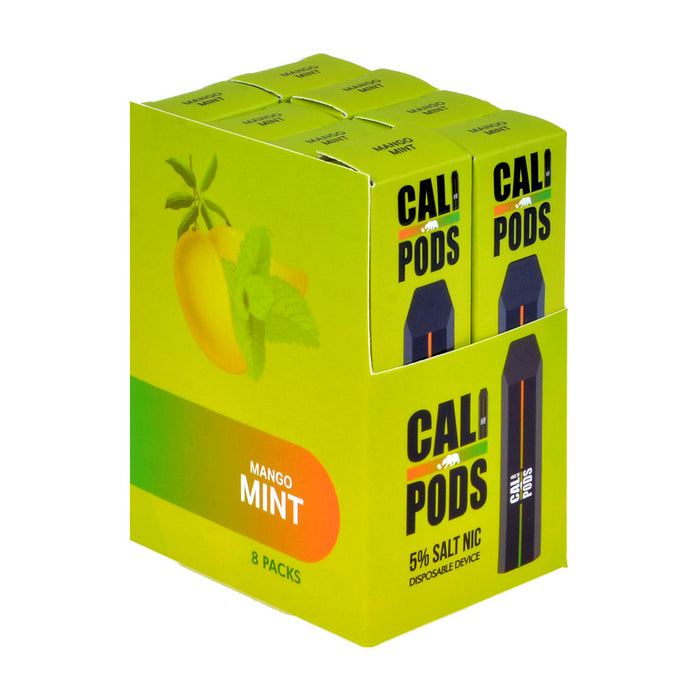 Cali Disposable Pod Device Mango Mint