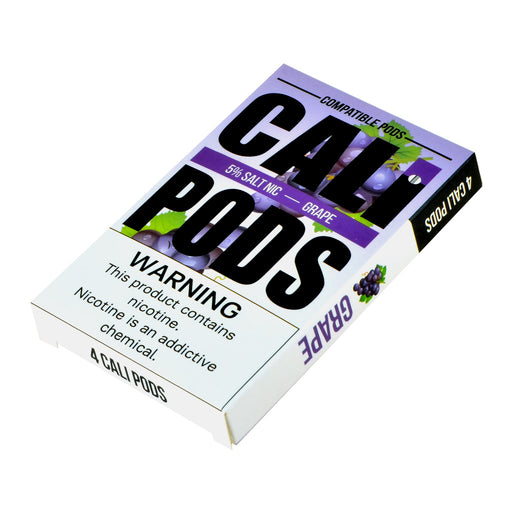 Cali Pods Grape 4ct