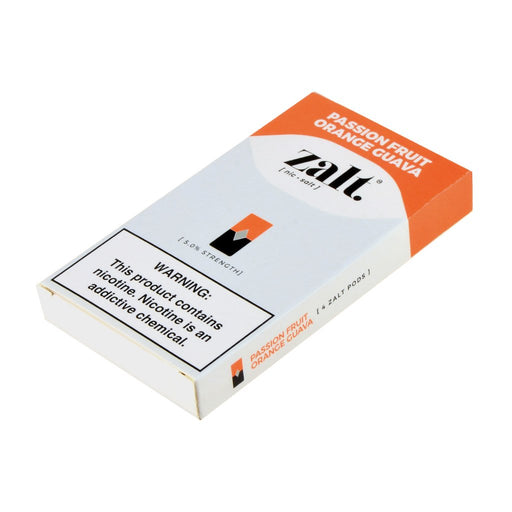 Zalt Pods Passion Fruit Orange Guava 4ct