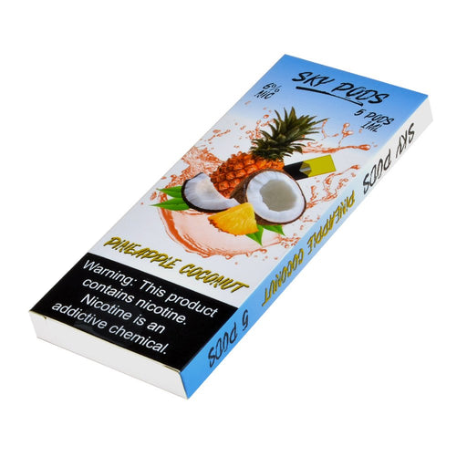 Sky Pods Pineapple Coconut 5ct