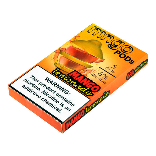 Mngo Pods Mango Lemonade 5ct