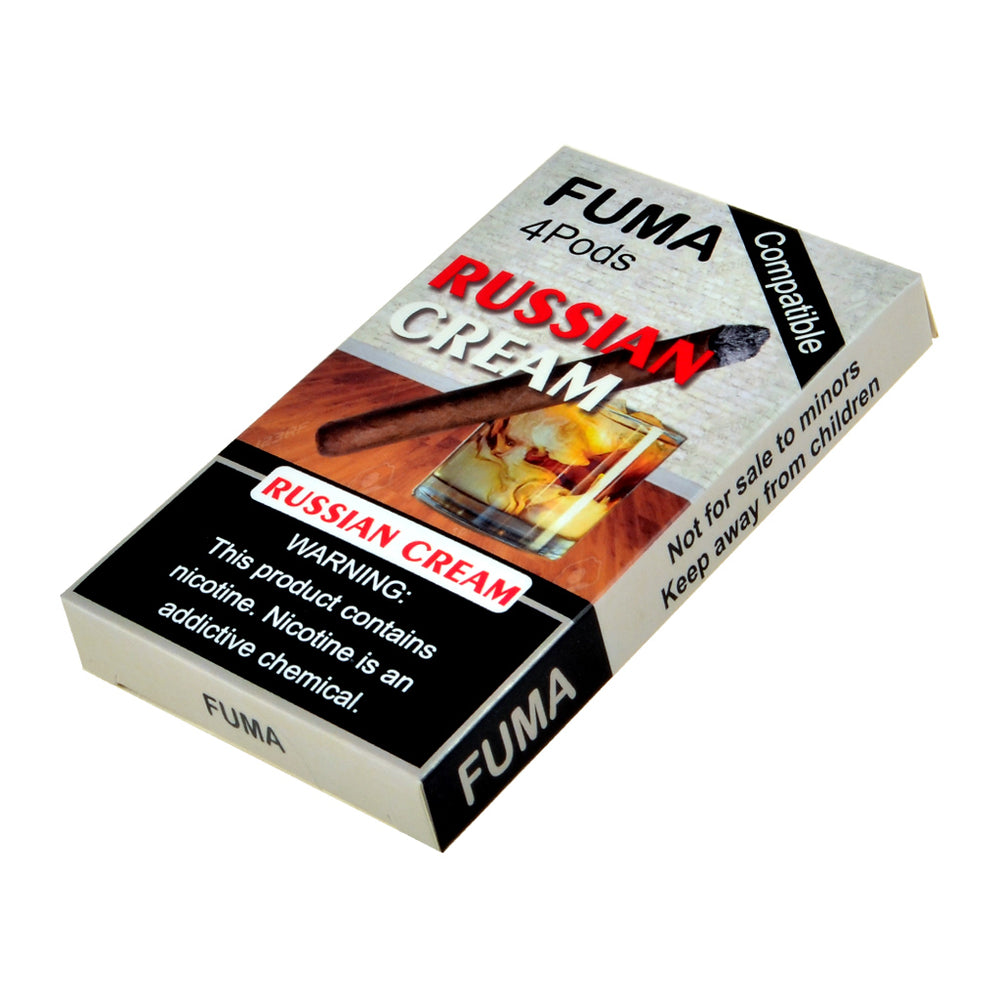 Fuma Pods Russian Cream 4ct