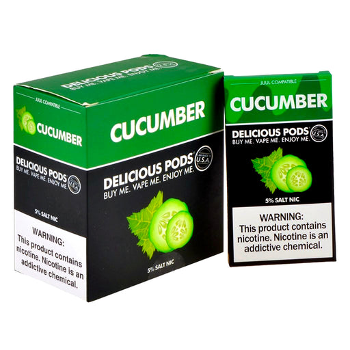 Delicious Pods Cucumber 4ct