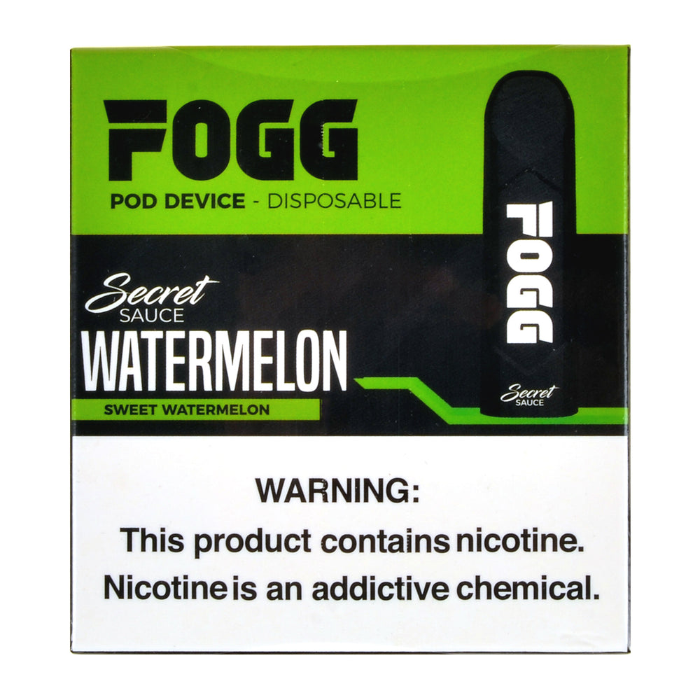 Fogg Sweet Watermelon Pod Device Pack of 3
