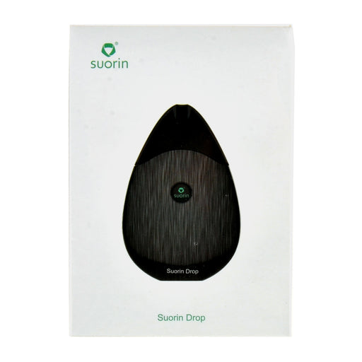Suorin Drop Brushed Metal Starter Kit