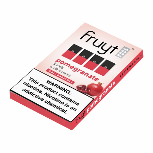 Fruyt Pods Pomegranate 4ct