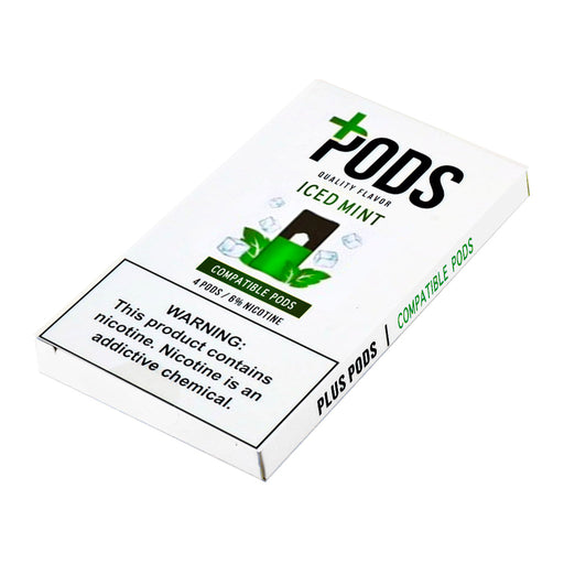 Plus Pods Iced Mint