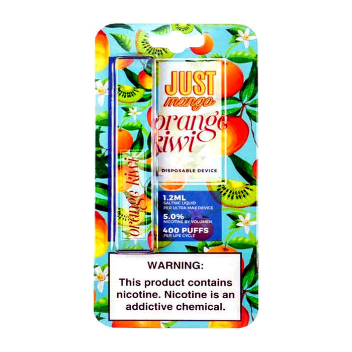 Just Mango Orange Kiwi Disposable Pod Device