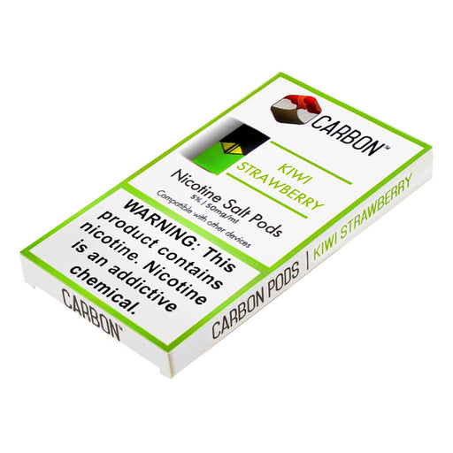 Carbon Pods Kiwi Strawberry 4ct