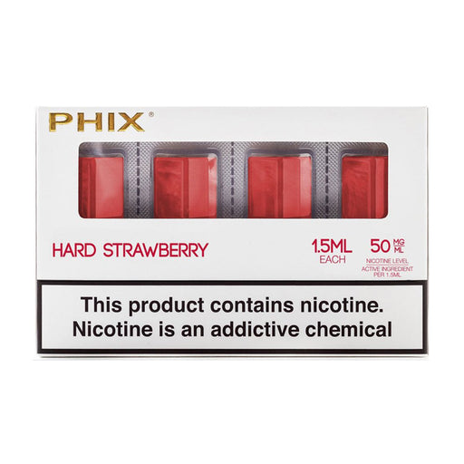 Hard Strawberry PHIX Pod