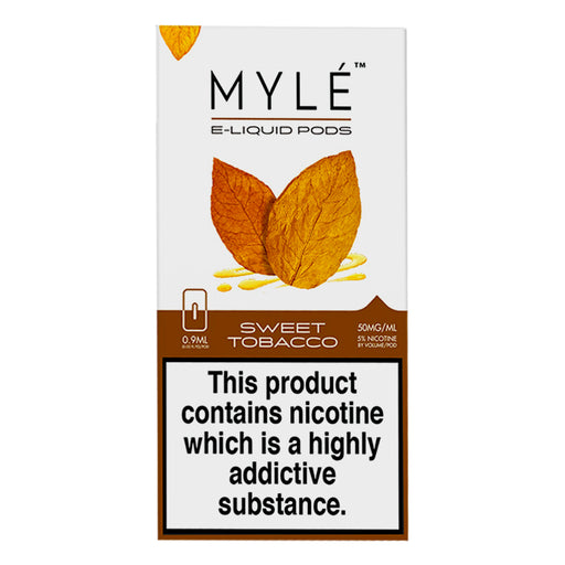 Myle Sweet Tobacco 4 Pods