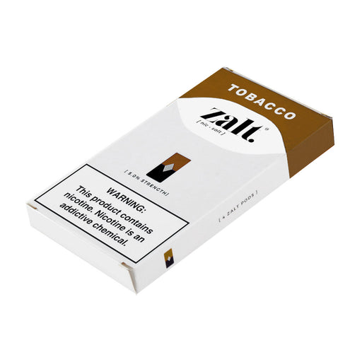 Zalt Pods Tobacco 4ct