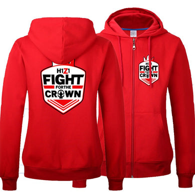 Fight For the Crown Hoodie