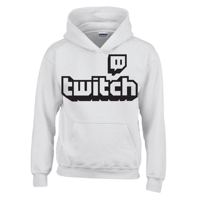 Sweat à capuche Twitch