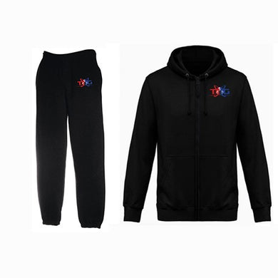 Ensemble Twin galaxies Noir ZIP