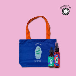Bundling Hair Oil With Peppermint & Hair Mist - Tumbuh Lab x We Are Out of Office