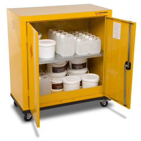 Safestor, Hazardous Mobile Cupboard